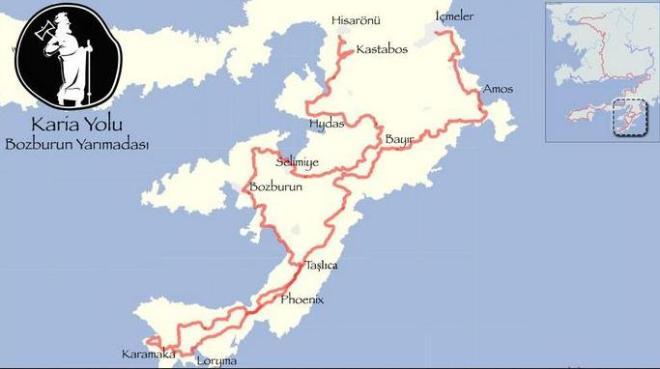 Bozburun Harita 99